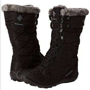 Columbia Waterproof Snowboots